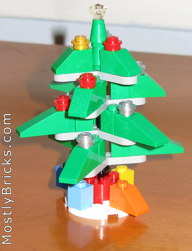 LEGO 30009 Creator Christmas Tree