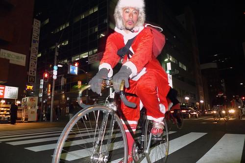 Nocchi Santa in Xmassive 2010