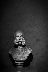 the emperor (pj_vanf) Tags: bust franzjoseph emperer habsburger