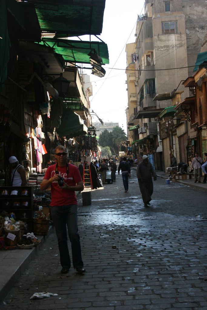 Old Cairo and Justin 1