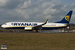 EI-DAS - 33553 - Ryanair - Boeing 737-8AS - Luton - 100205 - Steven Gray - IMG_6975