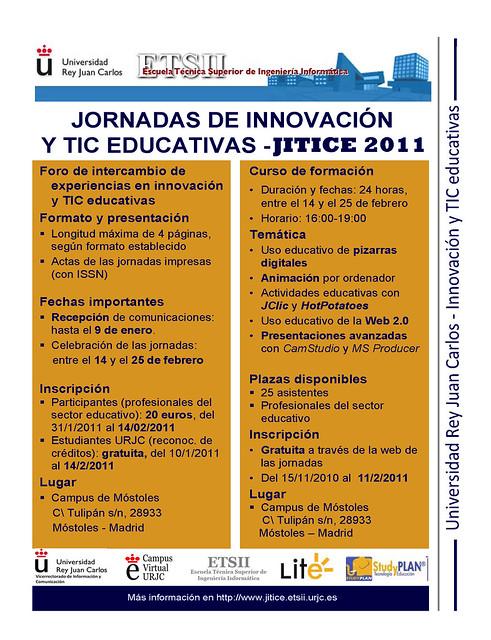 Jornadas Educativas en la URJC 2011