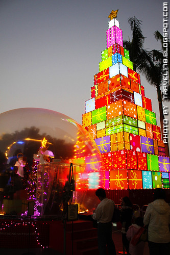 2010新光三越聖誕節_4314