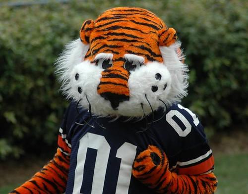 Auburn mascot