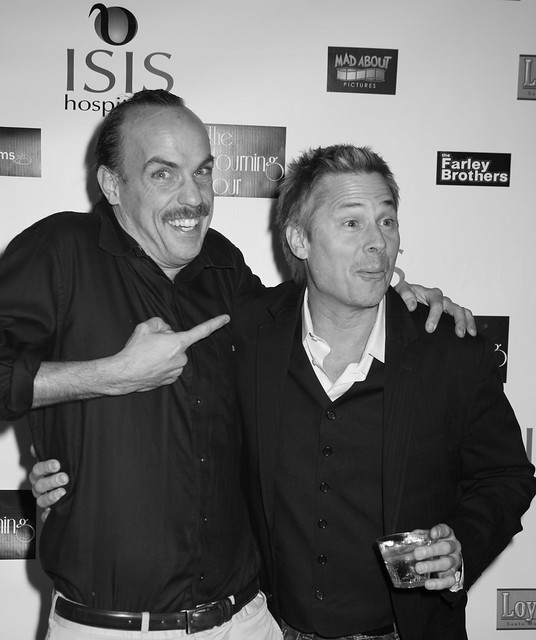 John P. Farley, Kato Kaelin, The Mourning Hour, Loyal Studios, Isis Hospitality