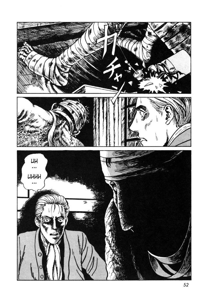 Junji Ito - Frankenstein, Page 052