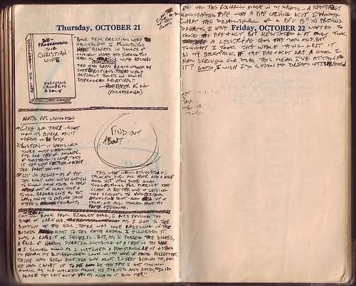 1954: October 21-22