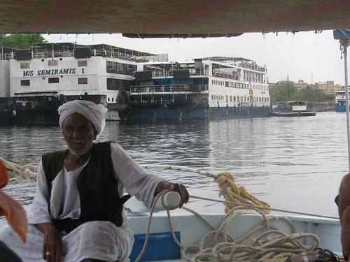 Cruise on Nile