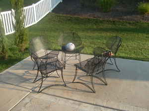 Cool Patio Set 2
