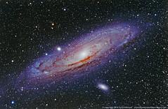 M31 Andromeda Galaxy (NGC 224) Wide Field (Terry Hancock www.downunderobservatory.com) Tags: camera sky field night stars photography pier backyard space shed images astro observatory telescope andromeda galaxy astrophotography m31 terry pro astronomy imaging hancock universe amateur cosmos cge celestron f63 tmb osc astronomer teleskop astronomie byo refractor deepsky flattener astrofotografie astrophotographer Astrometrydotnet:status=solved qhy8 80ss Astrometrydotnet:version=14400 130ssf7 at2inch Astrometrydotnet:id=alpha20110192230651
