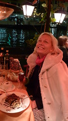 Venice Caff Saraceno (A.Currell) Tags: bridge venice sea italy food del outside restaurant canal grande san europa europe european doors riva good side union grand lagoon canals venetian vin marguerite venezia ristorante polo caff rialto adriatic veneto saraceno venesia vneto