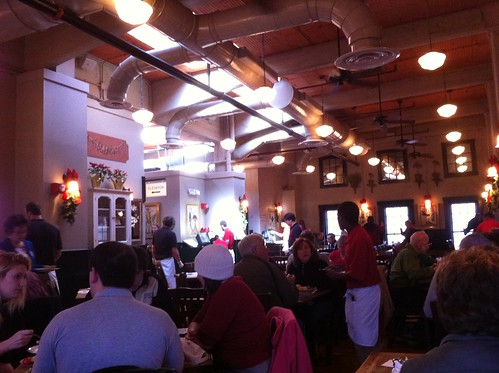 Paula Deen's restaurant