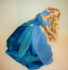 Damsell  in  Distress (napudollworld) Tags: fashion angel alice barbie disney jude zac gown couture renaissance royalty enchanted monique posen lhuillier raider deveraux