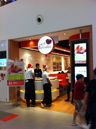 Hot Tomato outlet @ NEX
