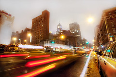 'Shiny Avenues', United States, New York, New York City, East Village, 3rd Avenue