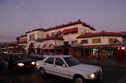 Market Building - Iquique, Chile