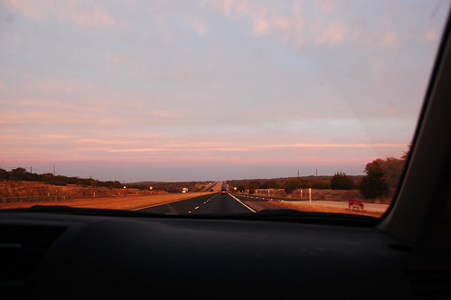 road trip home from san antonio
