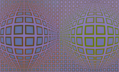 "Victor Vasarely • <a style=""font-size:0.8em;"" href=""http://www.flickr.com/photos/30735181@N00/5324131836/"" target=""_blank"">View on Flickr</a>"