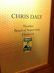 Chris Daly Board of Supervisors District 6 (Steve Rhodes) Tags: cameraphone sf sanfrancisco california ca mobile moblog december 2010 iphone iphone4 iphonephoto december2010 iphoneography dec2010 iphone4camera iphone4photo