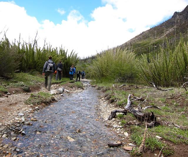 Hikking @ Cerro Catedral