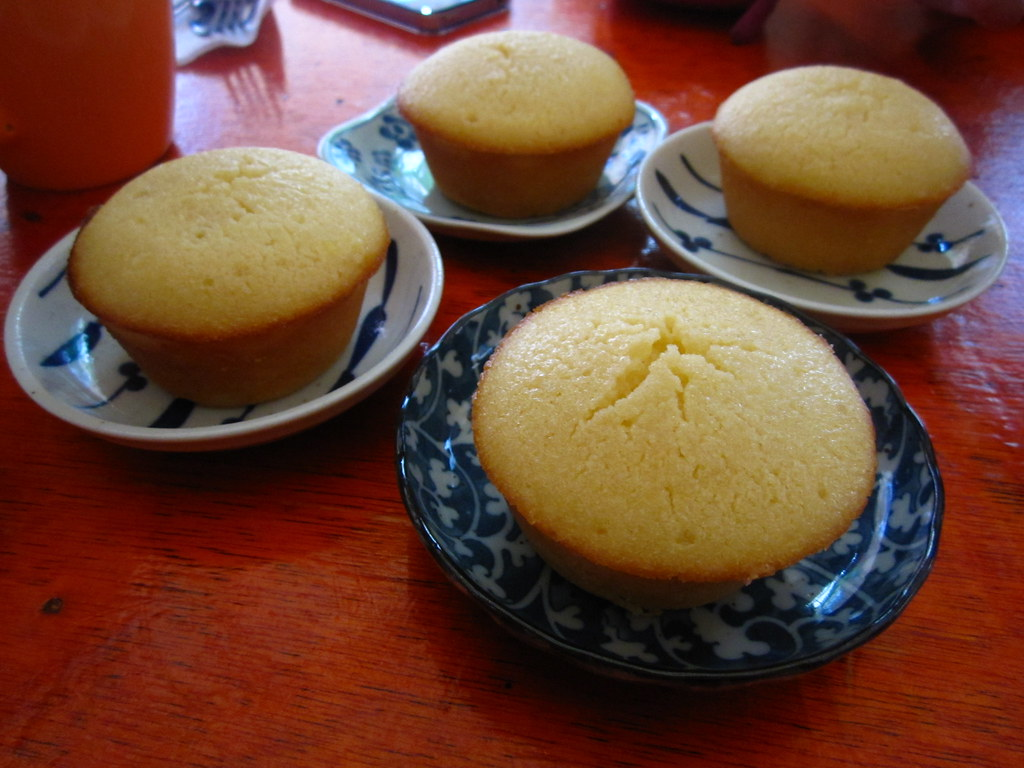 Real Coffee Calamansi Muffins
