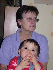 rayan et mamie paris 2008