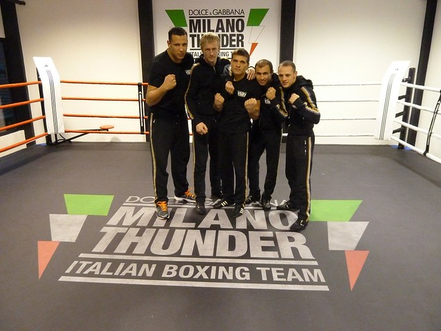 Dolce & Gabbana Milano Thunder _Team