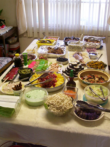 New Years Potluck!