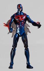Marvel Universe Spiderman 2099
