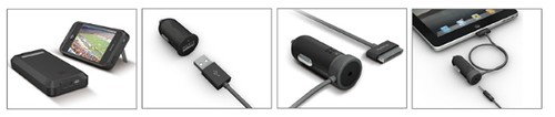 XtremeMac™ Unveils InCharge™ Series of Charging Solutions  for iPad, iPod and iPhone