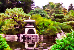 Japanese Garden, Denver, CO (Matt. Create.) Tags: park autumn trees summer usa plant green fall nature beauty statue rock stone garden relax landscape asian outdoors japanese design pagoda pond colorado asia stream unitedstates natural gardening outdoor landscaping decorative painted decoration formal culture style peaceful denver east foliage zen 200 bonsai northamerica lantern ornate ornamental tranquil element topaz elegance religiousbuildings landscaped