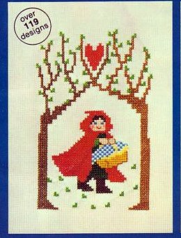 Little Red Riding Hood X Stitch