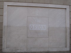 The Orion Building - John Bright Street - sign (ell brown) Tags: greatbritain england sign facade birmingham unitedkingdom westmidlands johnrocha johnbrightst theorionbuilding crosbyhomes navigationst