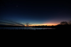 Frensham Ponds during Twilight (Dan Parratt) Tags: landscape