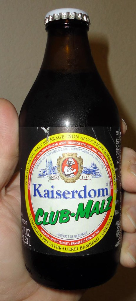 Kaiserdom Club Malz Non-Alcoholic Malt Beverage