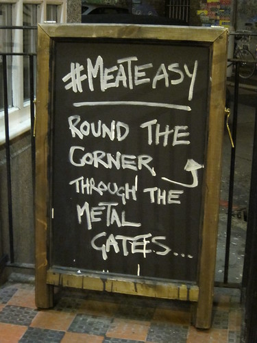 Meateasy, New Cross
