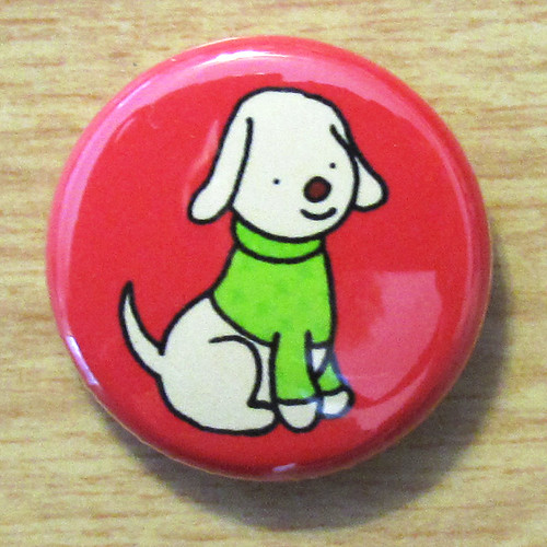 Sweater Doggie Pup - Button 01.09.11