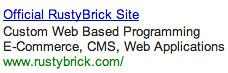 AdWords URLs Lowecase