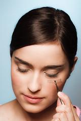 Beauty - eyelashes (Luciano Munhoz) Tags: eye beauty eyes eyelashes revista editorial beleza cílios atrevida cilios postiços postiço postico