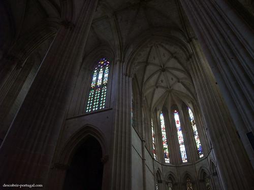 Coro da igreja