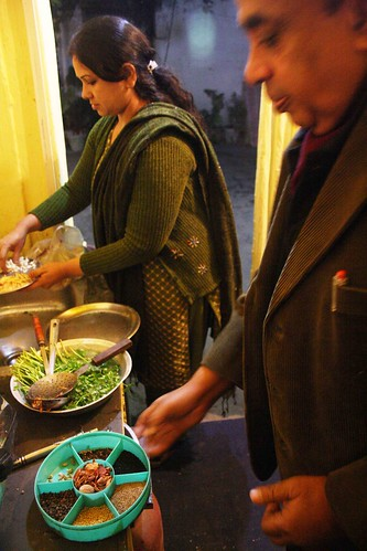 City Food - Julia Child in Farash Khana