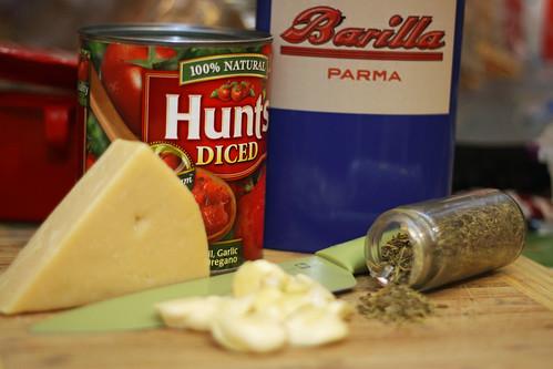 chicken parm ingredients