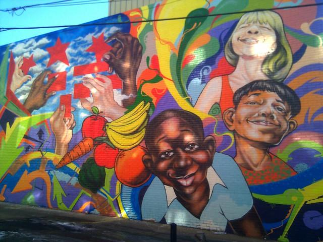 MuralsDC DCCAH DC DPW Adams Morgan