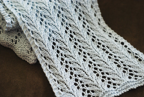 Love Scarf Lace