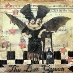 Steampunk Bat Queen! 4