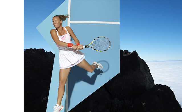 2011 Australian Open: Caroline Wozniacki adidas outfit
