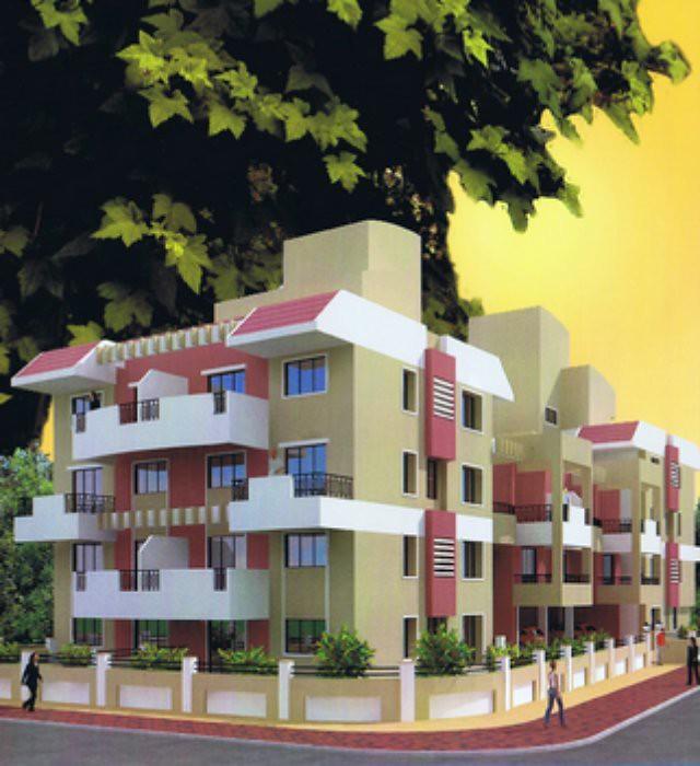 Digital Image of A J Serene, Ram Indu Park, Baner, Pune 411 045