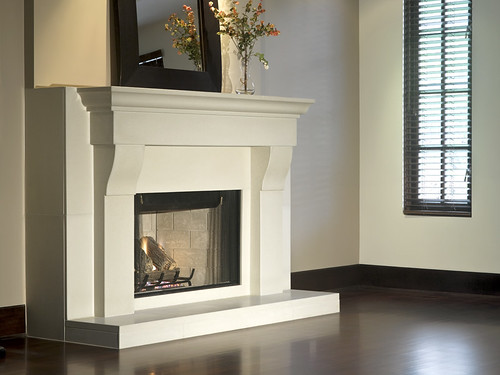 Flickriver: Photoset 'Fireplace Mantels' by Solus Decor