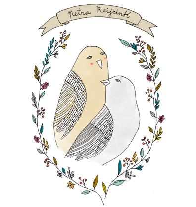 ilustraciones para Petra Reijrink