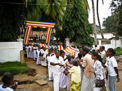 Буддистская церемония